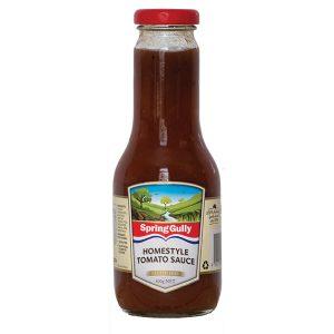 homestyle tomato sauce