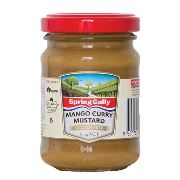 mango curry mustard