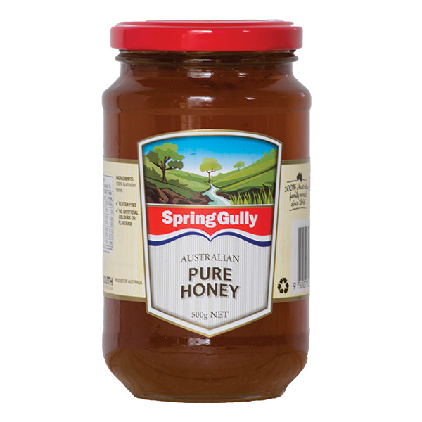 Spring Gully Pure Honey