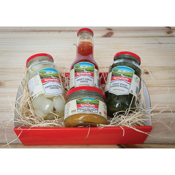 spring gully gift basket