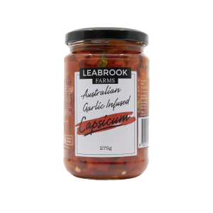 Leabrook Farms Capsicum