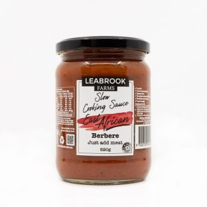 Leabrook Farms East African Berbere Slow Cooking Sauce