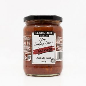 Leabrook Farms Spanish Slow Cooker Sauce